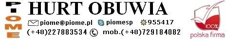 Hurtownia Obuwia Piome- Strona Główna