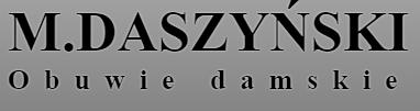 Daszyński obuwie damskie
